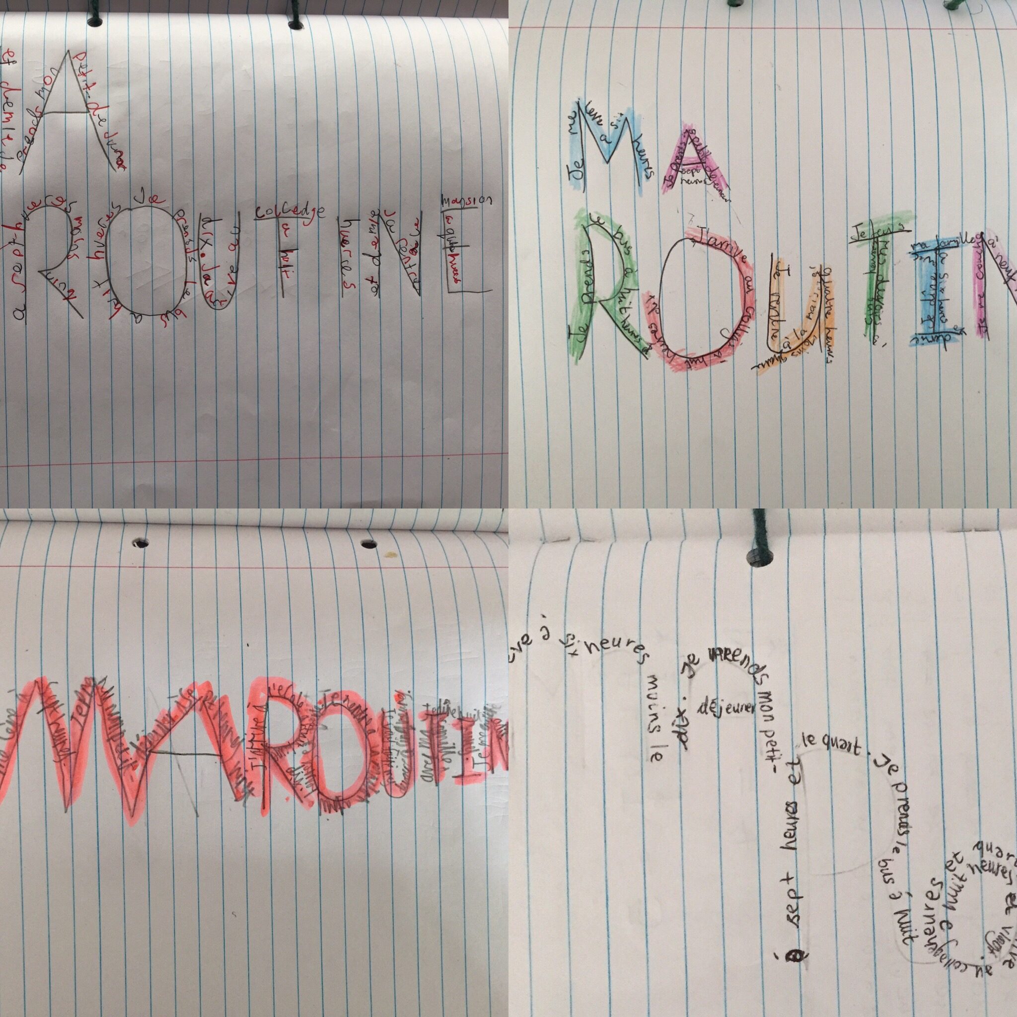 creative ways to practice writing letters